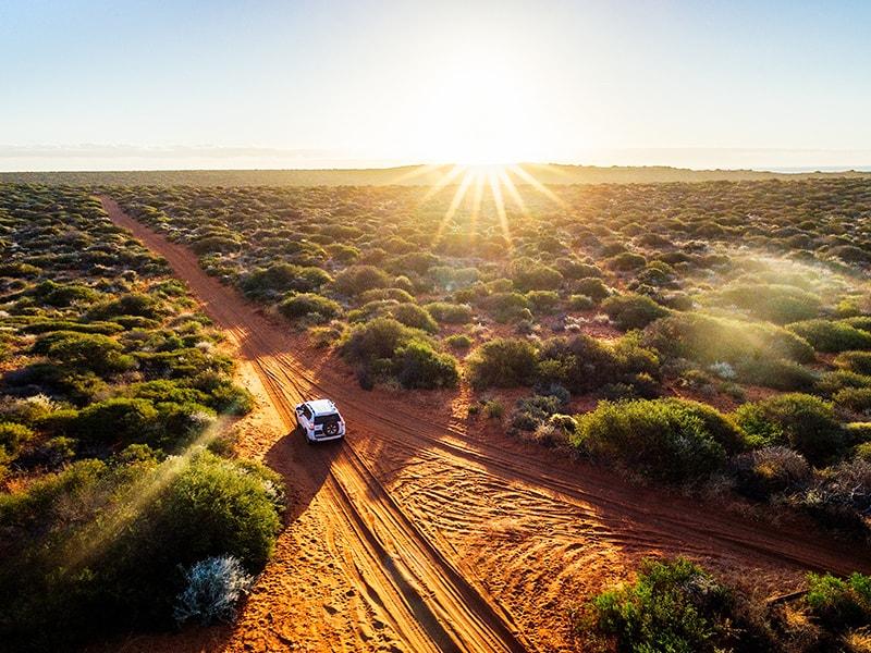 4x4 Australie piste