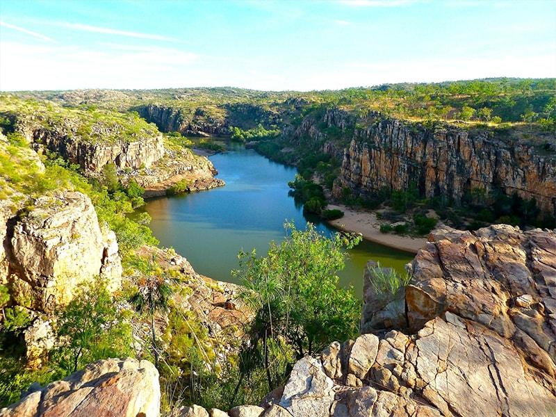 Gorges Katherine Australie