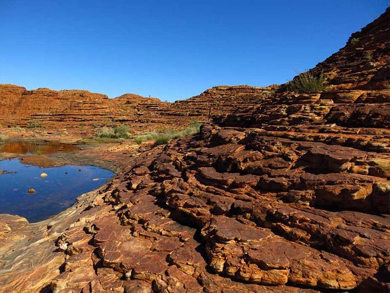 Jabiru Paysage Kakadu Australie-min