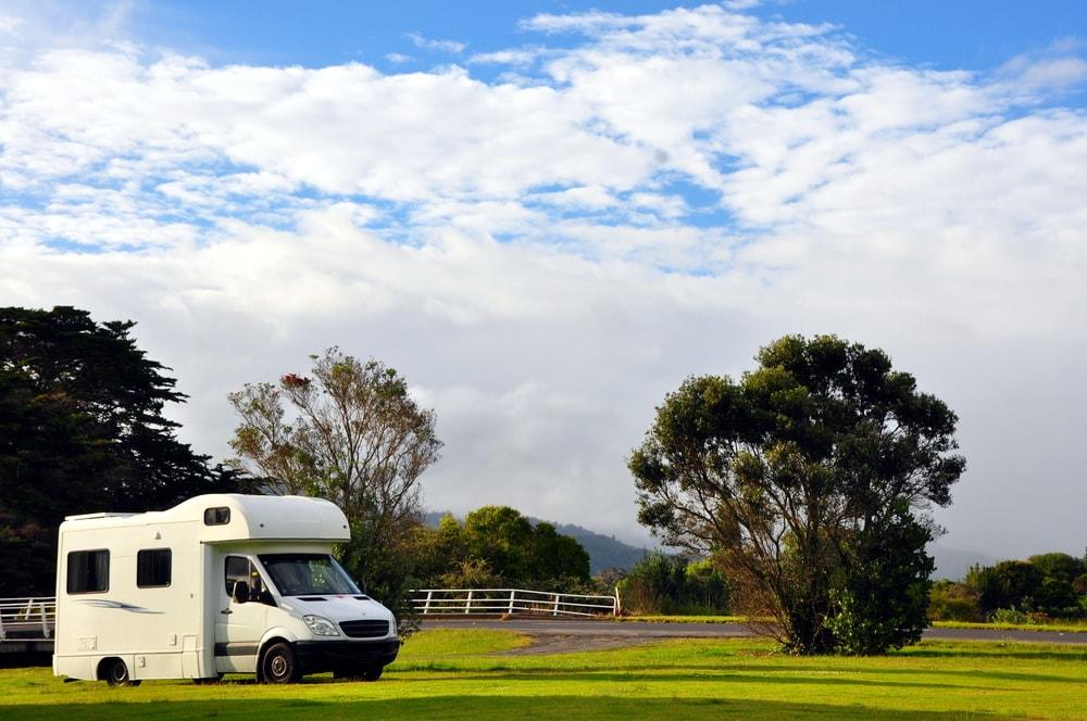 camping privee australie