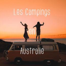 les campings australie
