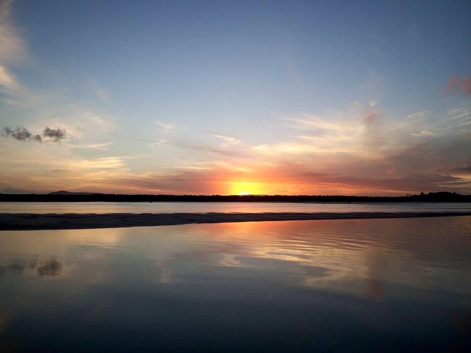 coucher soleil noosa