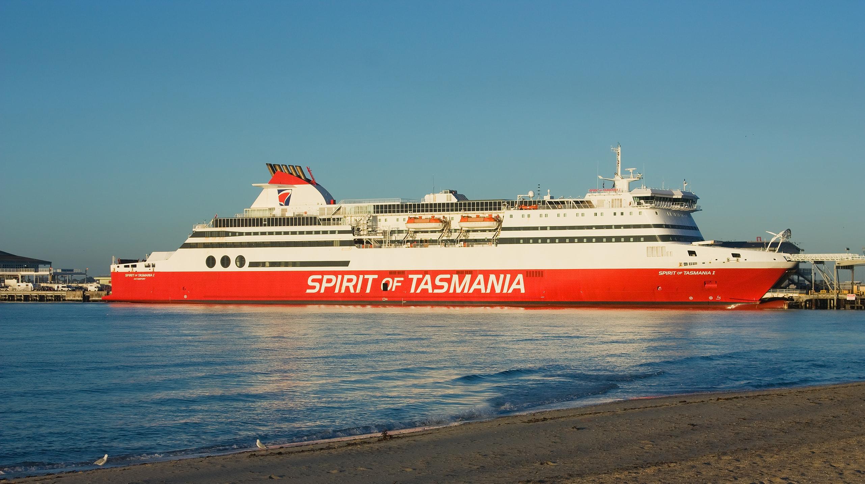 Spirit of Tasmania Australie Tasmanie