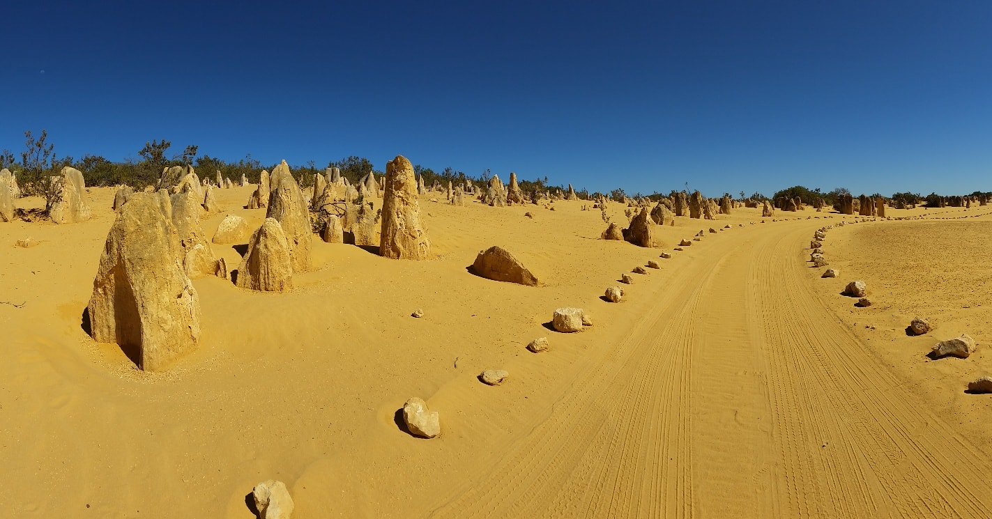 road trip en famille cote ouest australie van 3 semaines