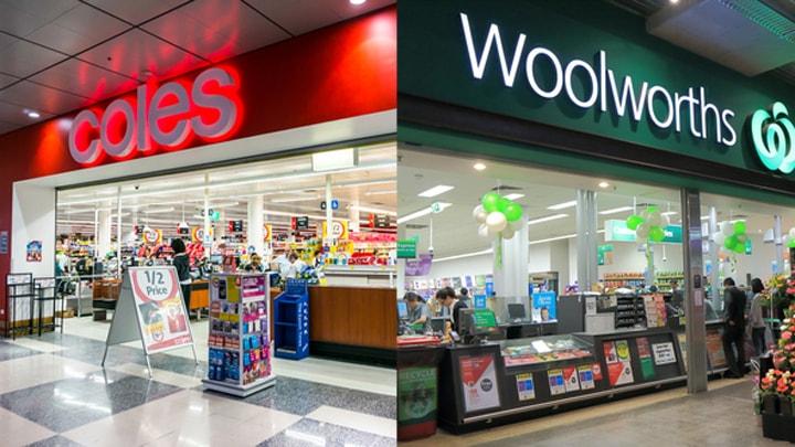 supermarchés australie