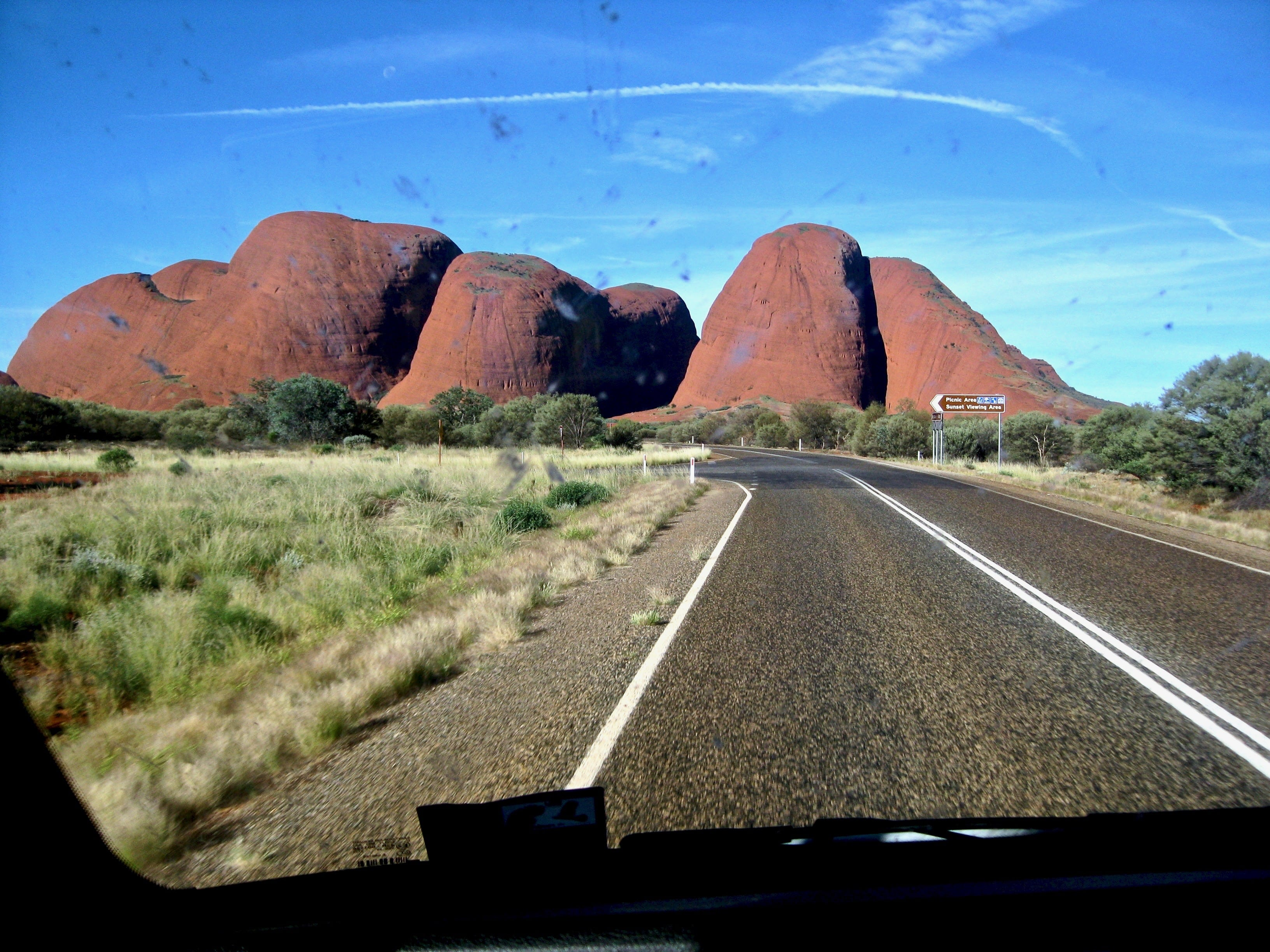 Monts Olgas Red Centre Australie