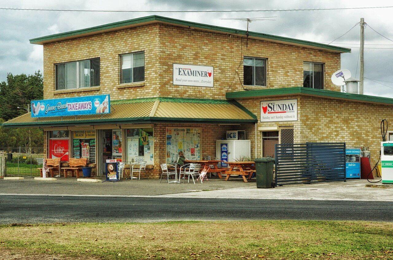 magasin tasmanie