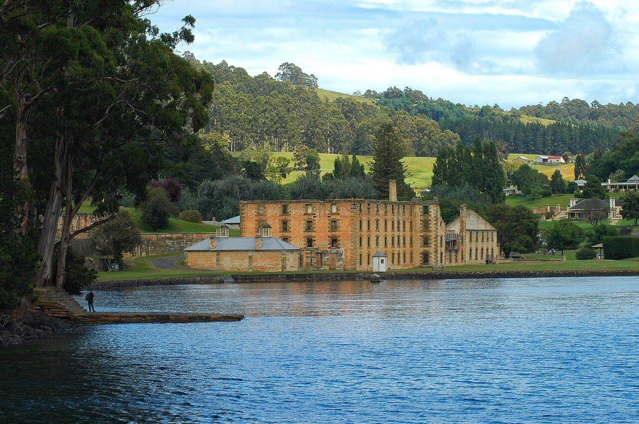 prison hobart tasmanie